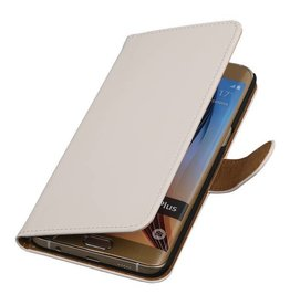 iHoez.nl Samsung S6 Edge Plus hoesje Wit