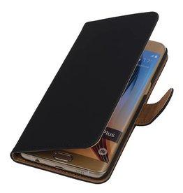 iHoez.nl Samsung S6 Edge Plus hoesje Zwart