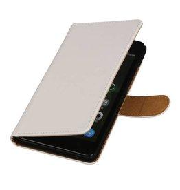 iHoez.nl Huawei Ascend Y540 hoesje Boek Classic Wit