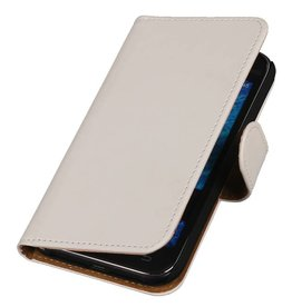 iHoez.nl Samsung Galaxy Xcover 3 G388F Boek Classic Wit