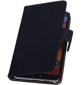 iHoez.nl Devil Samsung Galaxy Note 3 Boekhoesje Zwart