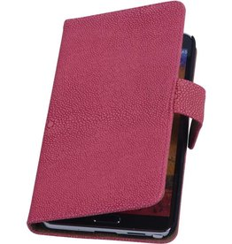 iHoez.nl Devil Samsung Galaxy Note 3 Boekhoesje Roze