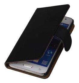 iHoez.nl Samsung Galaxy Express 2 Boekhoesje Zwart