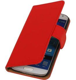 iHoez.nl Samsung Galaxy Express 2 Boekhoesje rood