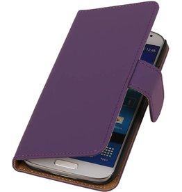 iHoez.nl Samsung Galaxy Express 2 Boekhoesje paars