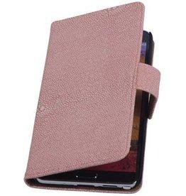 iHoez.nl Devil Samsung Galaxy Express 2 Boekhoesje Licht Roze