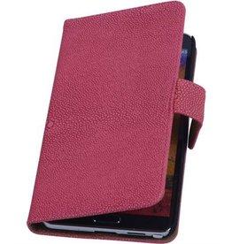 iHoez.nl Devil Samsung Galaxy Express 2 Boekhoesje Roze