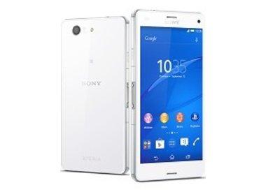 Sony Xperia Z3 Compact Hoesje