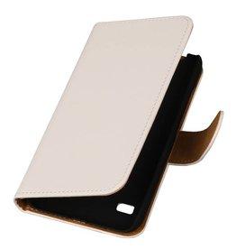iHoez.nl Huawei Ascend Y550 hoesje Wit