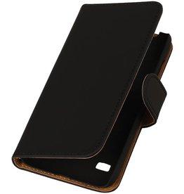 iHoez.nl Huawei Honor 3C hoesje Zwart