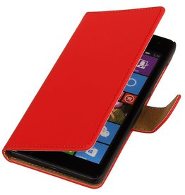 iHoez.nl Microsoft Lumia 532 hoesje Rood