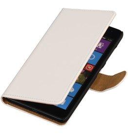 iHoez.nl Microsoft Lumia 532 hoesje Wit