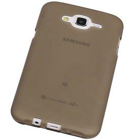 iHoez.nl Samsung Galaxy J5 TPU hoesje Grijs