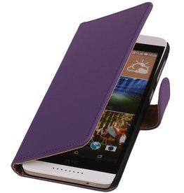 iHoez.nl HTC Desire 526 Hoesje Boek Paars