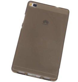 iHoez.nl Huawei P8 TPU Hoesje Grijs