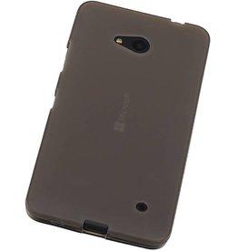 iHoez.nl Microsoft Lumia 640 TPU Hoesje Grijs