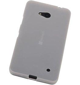 iHoez.nl Microsoft Lumia 640 TPU Hoesje Wit