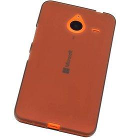 iHoez.nl Microsoft Lumia 640 XL TPU Hoesje Grijs