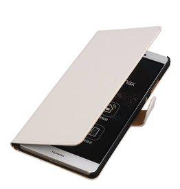 iHoez.nl Sony Xperia Z4 Compact Hoesje Boek Wit