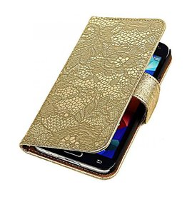 iHoez.nl Lace Samsung Galaxy Core i8260 Classic Goud