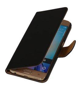 iHoez.nl Samsung Galaxy S7 Boekhoesje Zwart