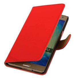 iHoez.nl Samsung A7 (2016) hoesje Rood