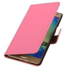iHoez.nl Samsung A7 (2016) hoesje Roze