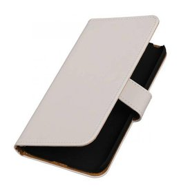 iHoez.nl Microsoft Lumia 650 boekhoesje Wit