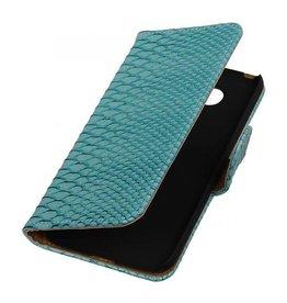 iHoez.nl Snake LG G5 boekhoesje Turquoise