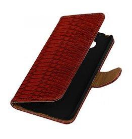 iHoez.nl Snake LG G5 boekhoesje Rood