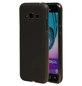 iHoez.nl Samsung galaxy S5 grijs TPU hoesje