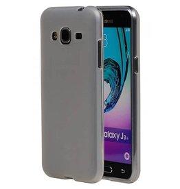 iHoez.nl Samsung Galaxy S5 wit TPU hoesje