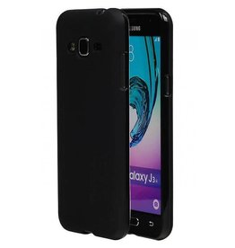 iHoez.nl Samsung Galaxy S5 zwart TPU hoesje