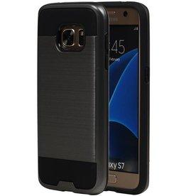 iHoez.nl Tough Armor Samsung Galaxy S7 grijs hoesje TPU