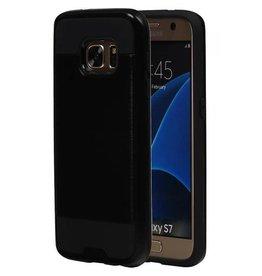 iHoez.nl Tough Armor Samsung Galaxy S7 zwart hoesje TPU