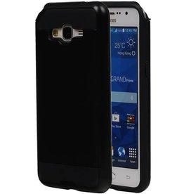 iHoez.nl Tough Armor Samsung Galaxy Grand Prime zwart hoesje TPU