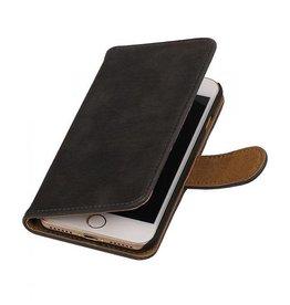 iHoez.nl Bark iPhone 7 boekhoesje grijs