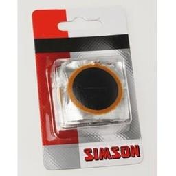 Simson Simson plakkers 33mm