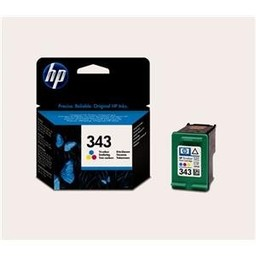 HP HP 343 Tri-colour