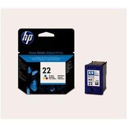 HP HP 22 Tri-colour