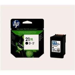 HP HP 21XL Black