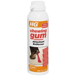 HG chewing gum remover (HG product 97)