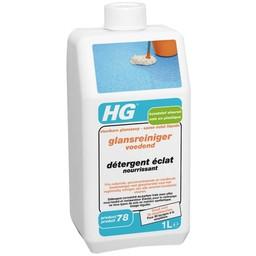 HG kunststof vloeren glansreiniger voedend (vloeibare glanszeep) (HG product 78)