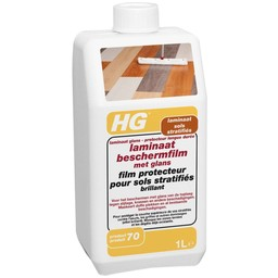 HG laminaat beschermfilm met glans (laminaat glans) (HG product 70)