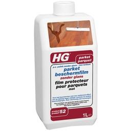 HG parket beschermfilm zonder glans (p.e. polish zonder glans) (HG product 52)