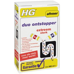 HG duo ontstopper