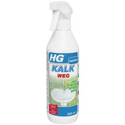 HG kalkweg met krachtige groene geur