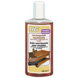 HG verzorgende meubelolie voor noten, pallisander en wengé