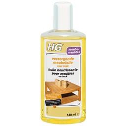 HG verzorgende meubelolie voor teak