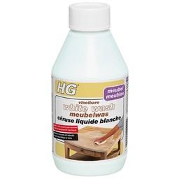 HG vloeibare white wash meubelwas